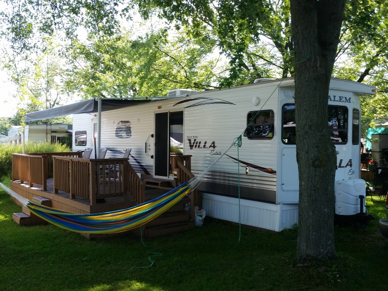 Trailers Sold - Product Catalog - Green Acre Park