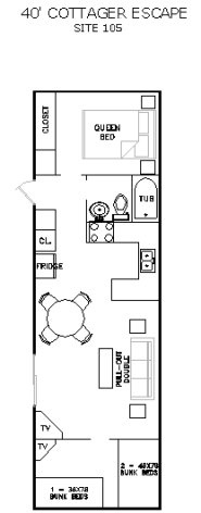 Site 105 Floor Plan